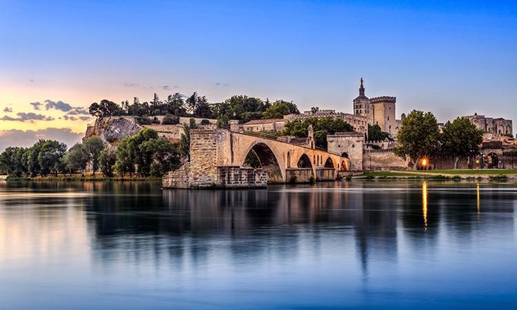 cidades da franca para visitar avignon