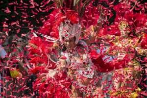 carnaval na inglaterra