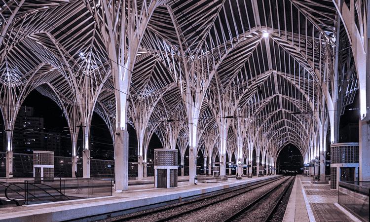 Gare do Oriente, estações de trem mais bonitas
