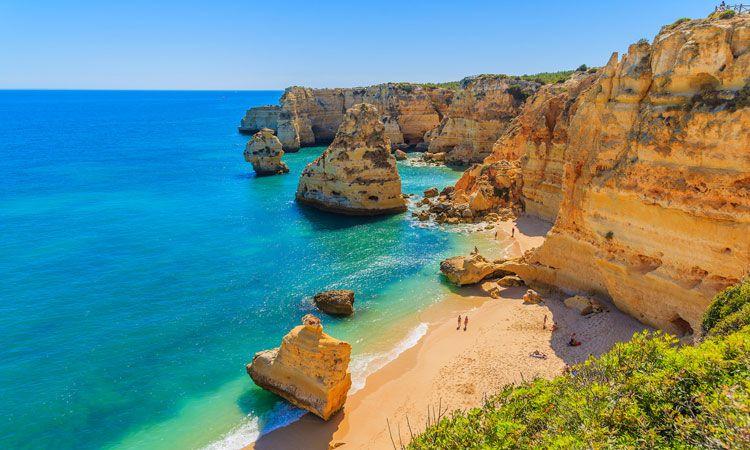 algarve, praias de nudismo em portugal
