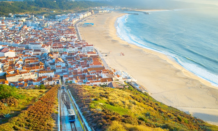 ascensor de nazare