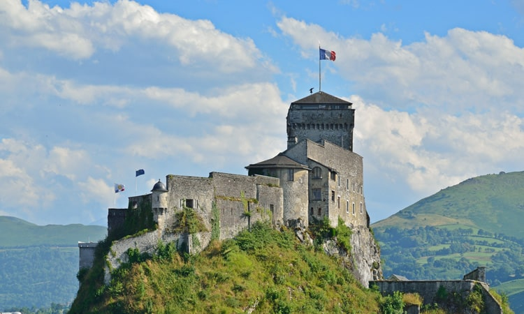 castelo de lourdes