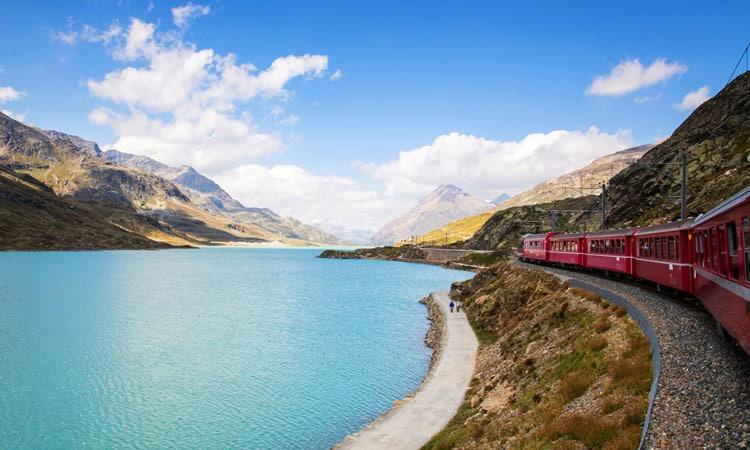 comprar passagens para viagemde trem pela italia