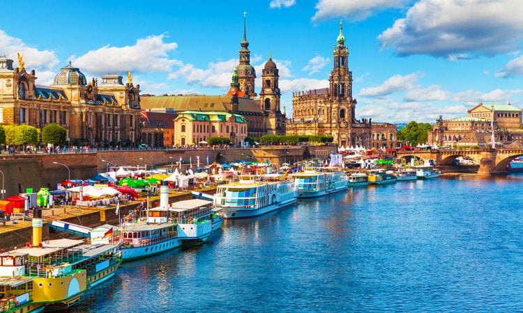 dresden turismo na alemanha