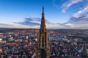 igrejas mais altas da europa