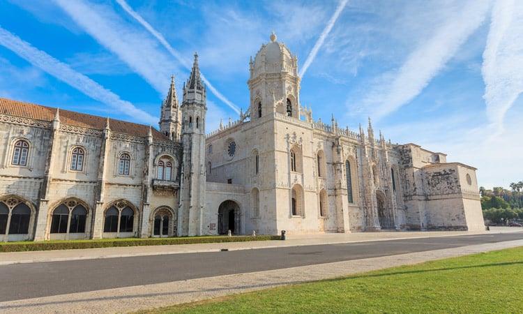 mosteiro dos jeronimos lisboa walking tour