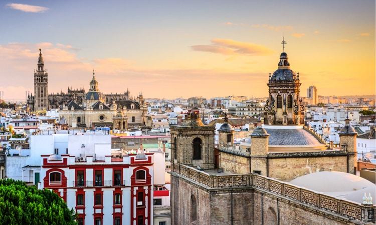 principais cidades e atracoes da regiao de andaluzia