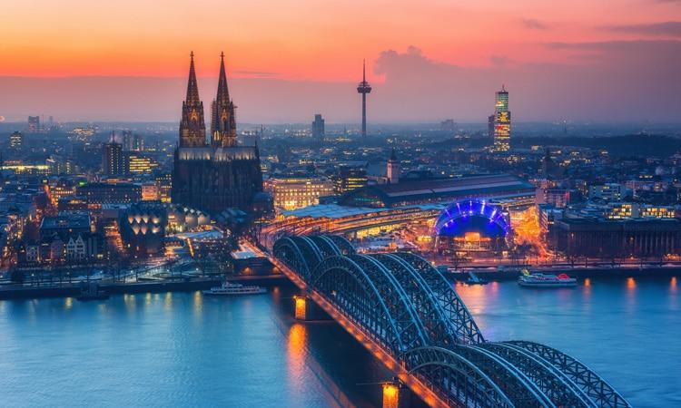 turismo na alemanha colonia