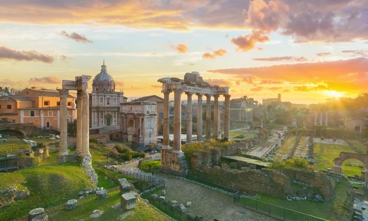 outros passes para explorar roma