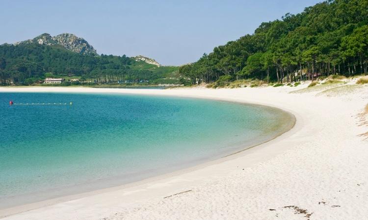 ilhas cies na espanha