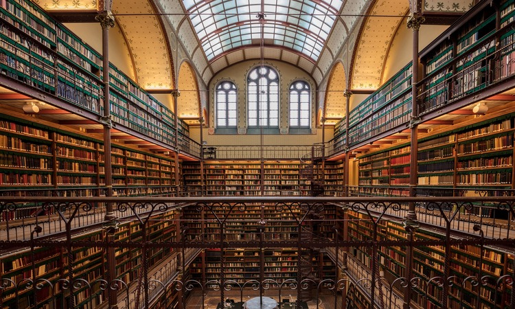 the cuypers library no rijksmuseum