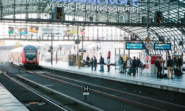 transporte publico alemanha trem