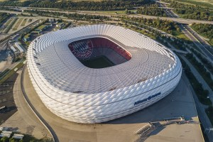 allianz arena em munique