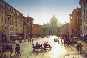 bairros de roma