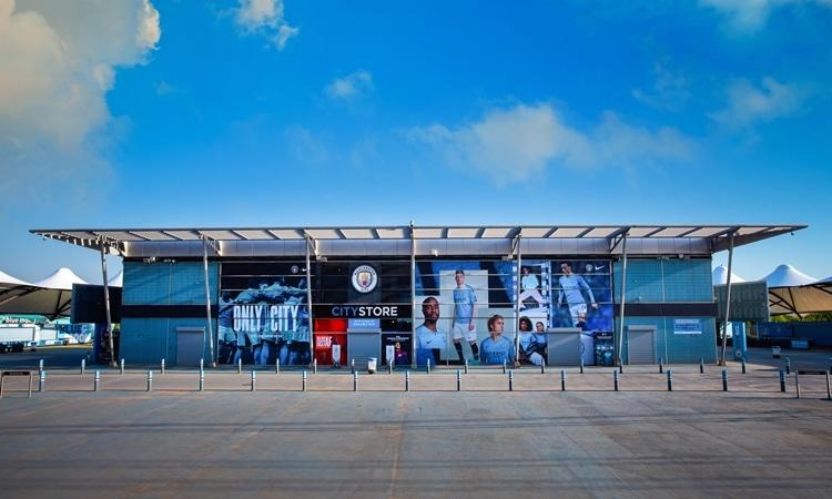 estadio do manchester city loja