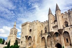 palácio dos papas de avignon