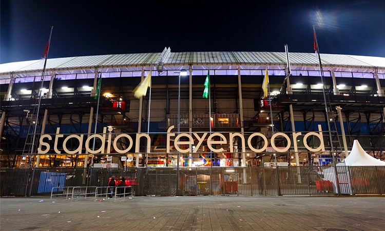 visitar o estádio do feyenoord