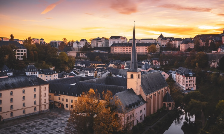 cidade de luxemburgo