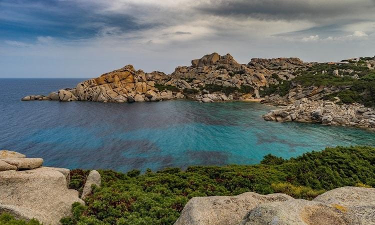 ilha de Córsega na França