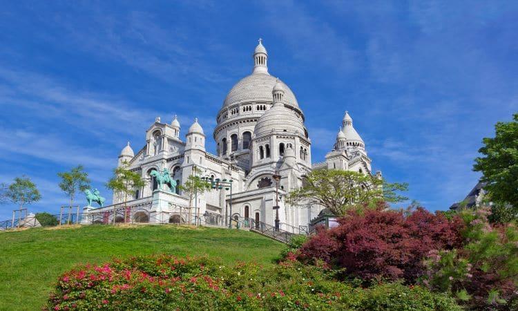Sacré Coeur e uma das melhores tours em paris