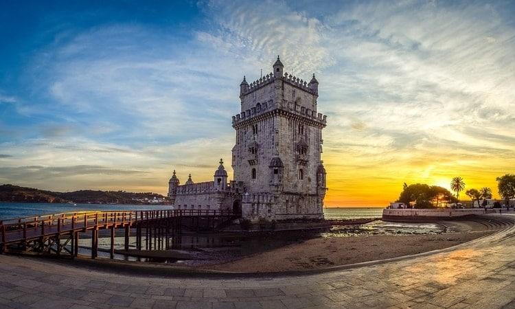 Torre de Belém top 5 de Lisboa