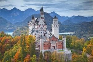 Castelos mais bonitos da Europa