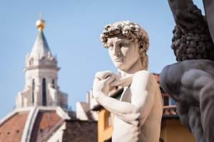 Estátua de David de Michelangelo