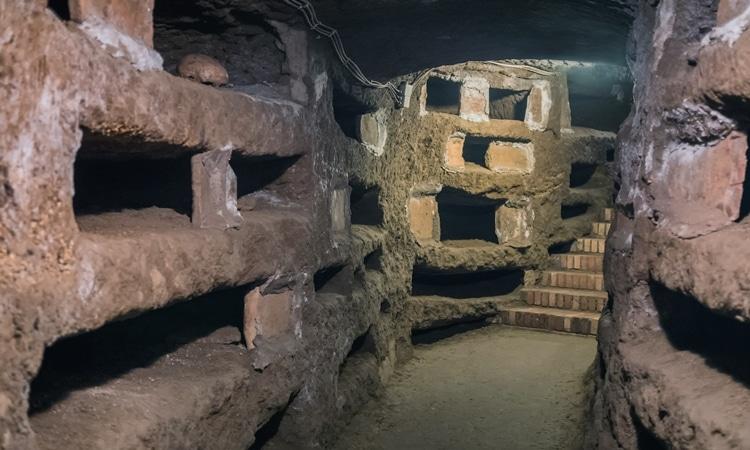 ingressos catacumbas roma