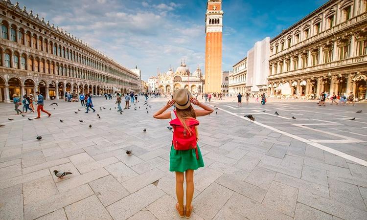 italia e dos melhores lugares para viajar sozinho