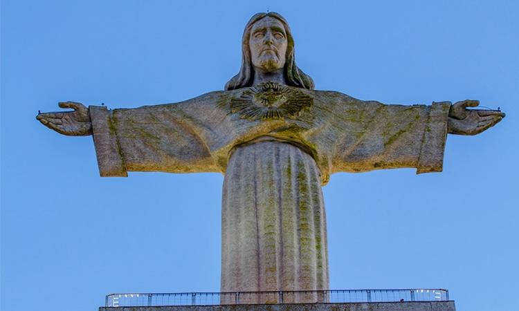 visitar cristo rei em lisboa
