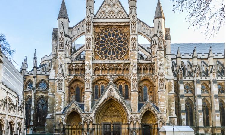 2 dias em Londres Abadia de Westminster