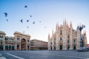 Ingresso Duomo de Milão