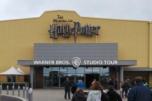 Ingressos pra os estúdios Harry Potter