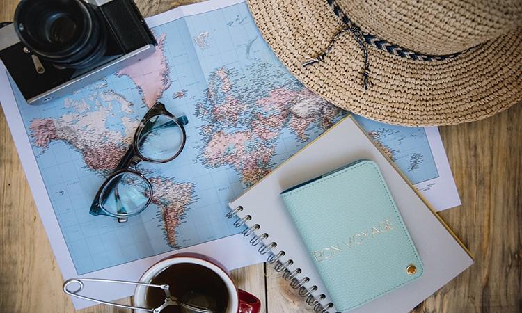 Planejamento para viajar