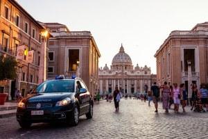 segurança na itália