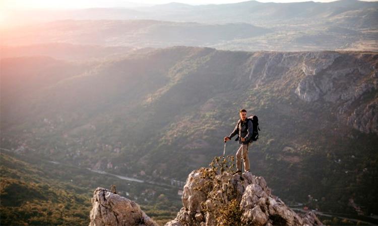 trilha no peak district national park