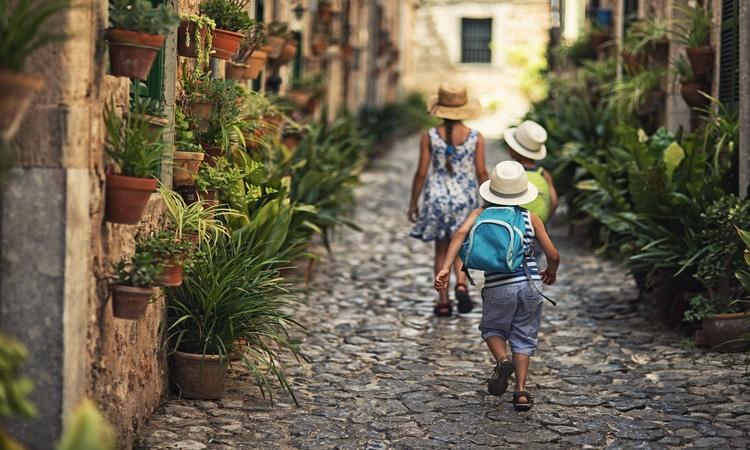 Viajar com crianças na Europa