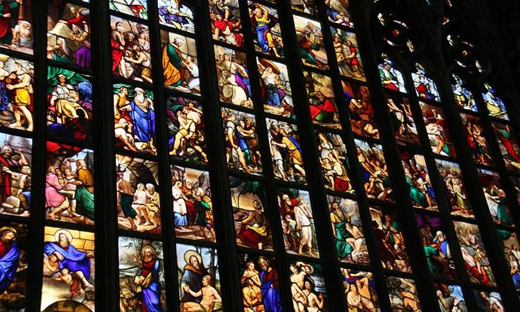 Vitrais Duomo Milano
