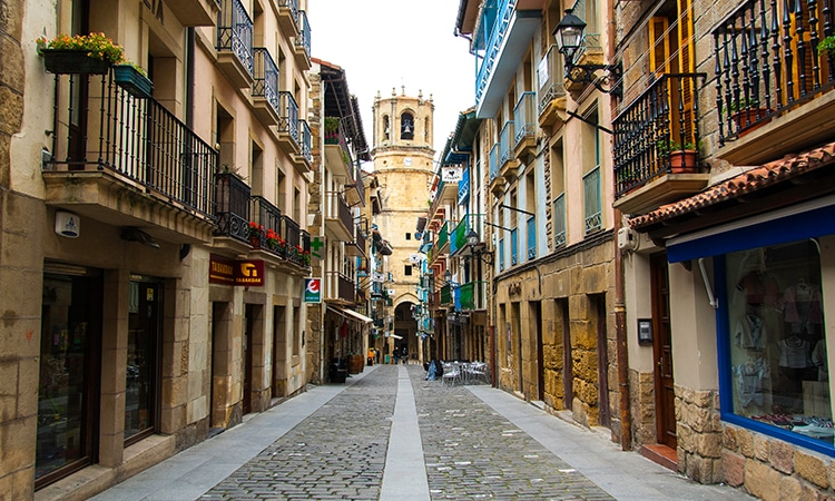 Cidade Velha Bilbao