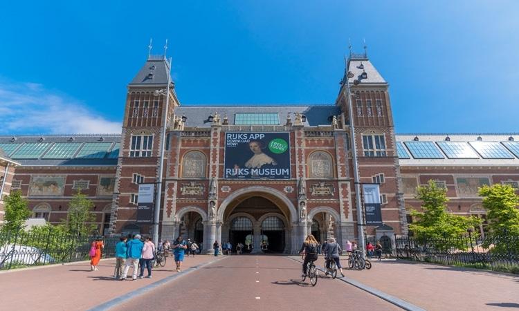 Museumplein Amsterdam entrada