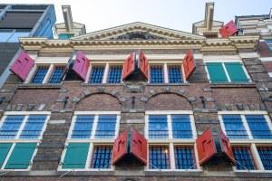 casa de rembrandt em amsterdam