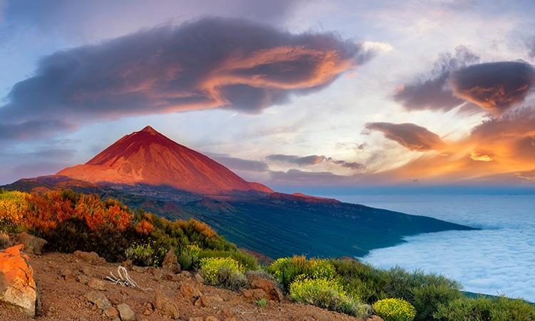 El Teide Ilhas Canárias