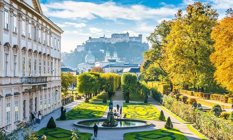 Jardins de Mirabell Salzburg