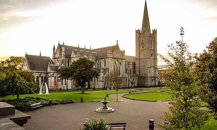St Patrick Dublin