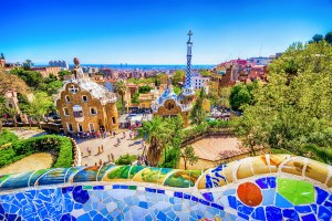 Ingresso Park Guell