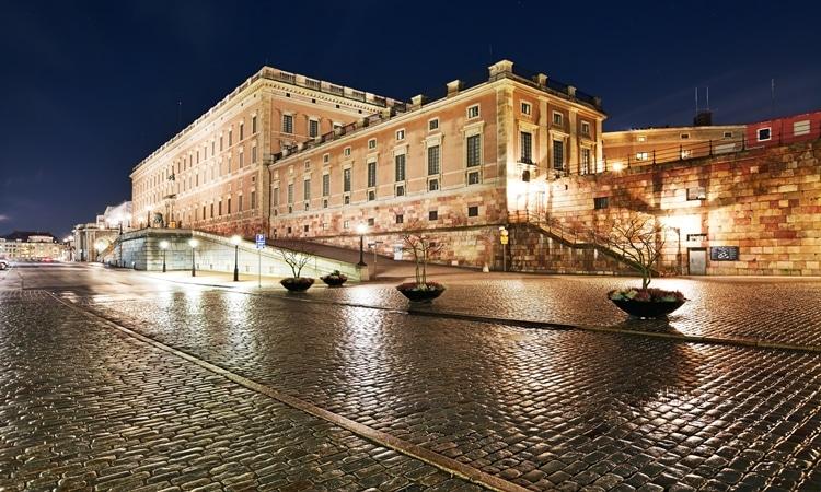 O que fazer em Estocolmo Palácio Real
