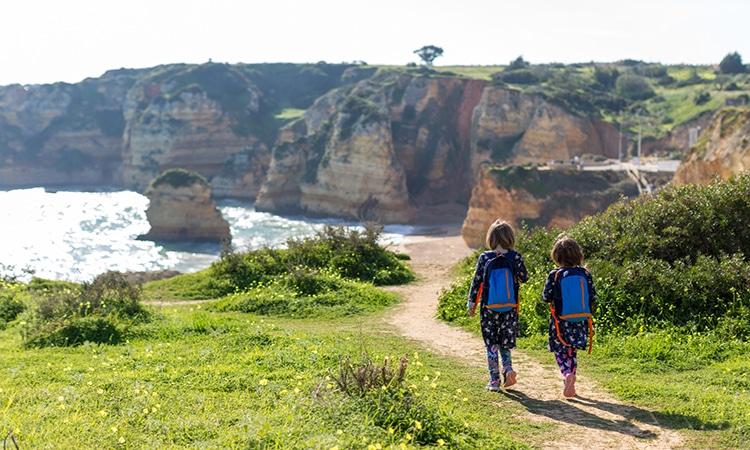Viajar para Portugal com crianças