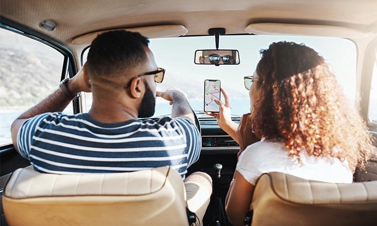 Viaje Conectado carro