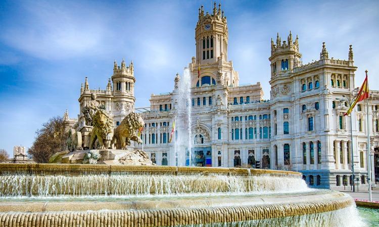 Dois dias em Madrid