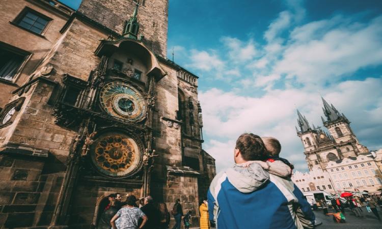 Dois dias em Praga